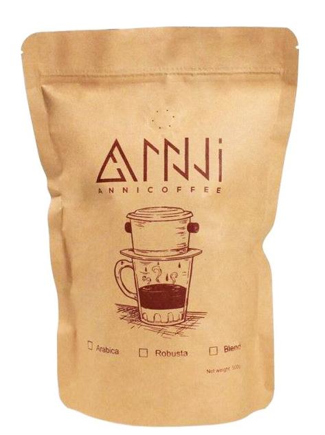 Cà phê đá anni coffee gói 500gram