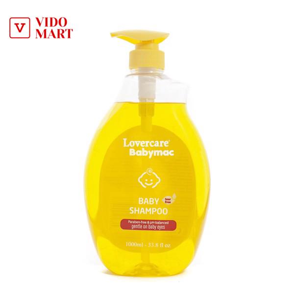 Dầu gội đầu em bé Babymac Baby Shampoo